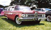 1959 Edsel Ranger Overview