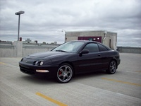 1997 Acura Integra 2 Dr RS Hatchback picture, exterior