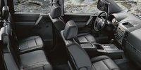2009 Nissan Titan, Interior View, interior, manufacturer