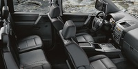 2009 Nissan Titan, Interior View, manufacturer, interior