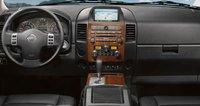 2009 Nissan Titan, Interior Front View, interior, manufacturer