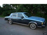 Picture of 1985 Pontiac Bonneville, exterior