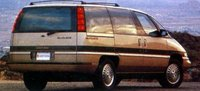 1990 Oldsmobile Silhouette Overview