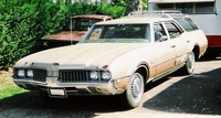 1969 Oldsmobile Vista Cruiser Overview