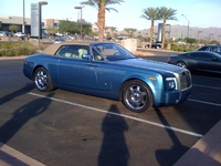 2007 Rolls-Royce Phantom Drophead Coupe Convertible, 2007 Rolls-Royce Drophead Coupe Convertible picture, exterior