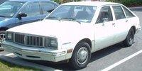 1982 Pontiac Phoenix Overview