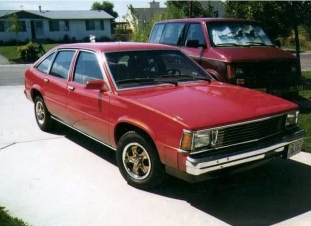 Picture of 1984 Chevrolet Citation, exterior, gallery_worthy