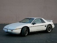 Picture of 1988 Pontiac Fiero Formula, exterior