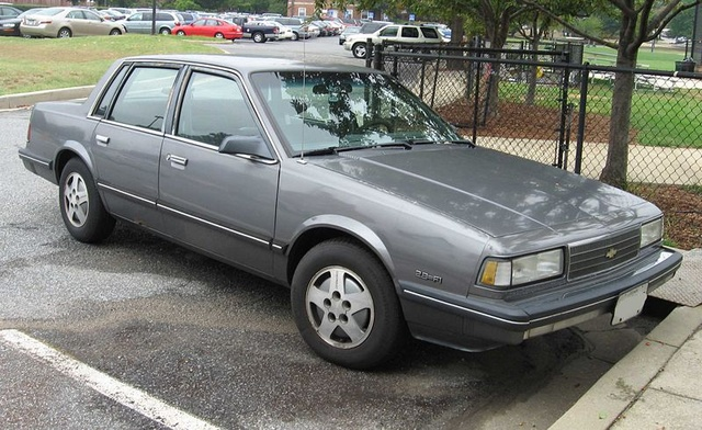Picture of 1988 Chevrolet Celebrity, exterior, gallery_worthy