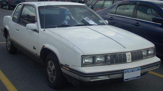 Picture of 1986 Oldsmobile Cutlass Calais, exterior, gallery_worthy