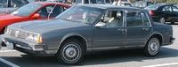 1986 Oldsmobile Ninety-Eight Overview
