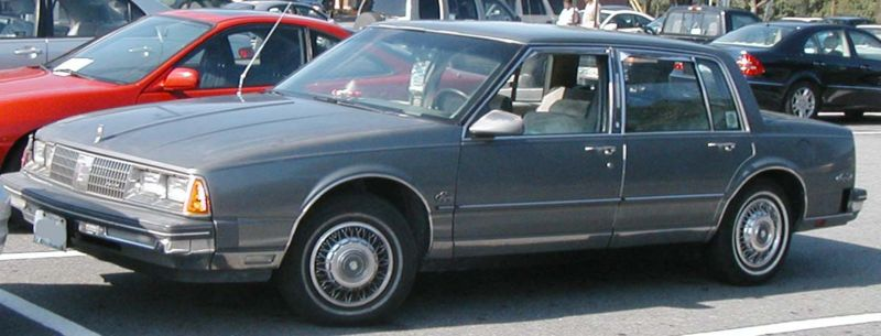 Picture of 1986 Oldsmobile Ninety-Eight