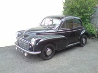 1951 Morris Minor Overview