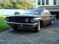 1960 Oldsmobile Ninety-Eight Overview