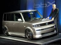 Picture of 2004 Scion xB, exterior
