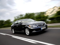Picture of 2007 Lexus LS 460, exterior, gallery_worthy