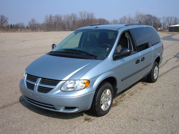 Picture of 2006 Dodge Caravan SE