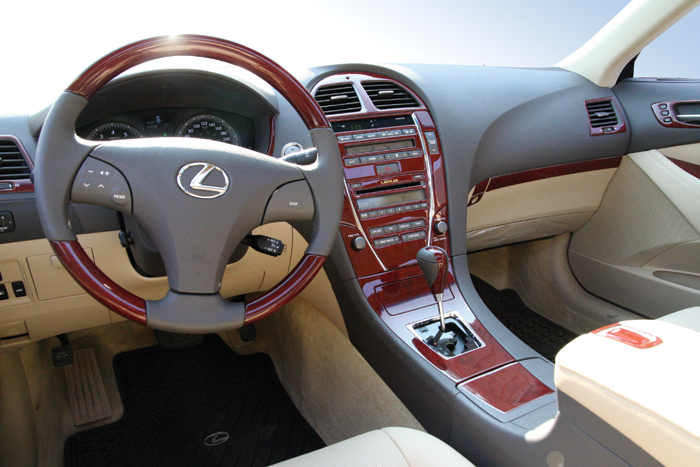 2008 Lexus ES 350 Base picture, interior