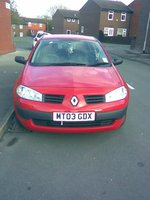 Picture of 2003 Renault Megane, exterior