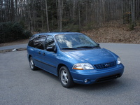 2003 Ford Windstar Overview
