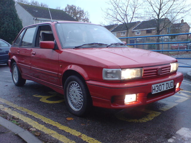 Picture of 1990 MG Maestro Turbo
