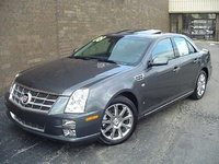 2008 Cadillac STS V8 Premium Luxury Performance picture, exterior