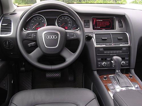 2007 Audi Q7 - Interior Pictures - CarGurus