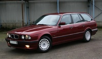 1995 BMW 5 Series 525i, 1995 BMW 525 525i picture, exterior