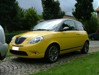 2008 Lancia Ypsilon Overview