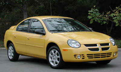 2003 Dodge Neon 4 Dr SXT Sedan picture