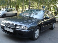 1995 Rover 600 Overview