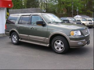 2004 Ford expedition eddie bauer towing capacity #9