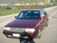 1991 Lancia Thema Overview