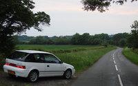 1992 Suzuki Swift Overview