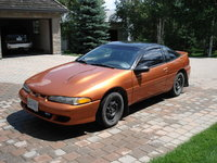 Picture of 1993 Eagle Talon 2 Dr DL Hatchback, exterior