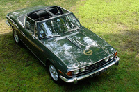 1971 Triumph Stag Overview