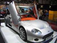 2002 Spyker C8 Overview