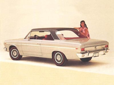 Picture of 1968 AMC Rambler American