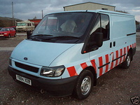 Picture of 2000 Ford Transit Cargo, exterior