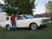 1966 Ford Galaxie, Me in front of my '66 Galaxie 500 352V8, 4 door hardtop., exterior