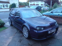 Picture of 1998 Volkswagen Golf 4 Dr GL Hatchback, exterior