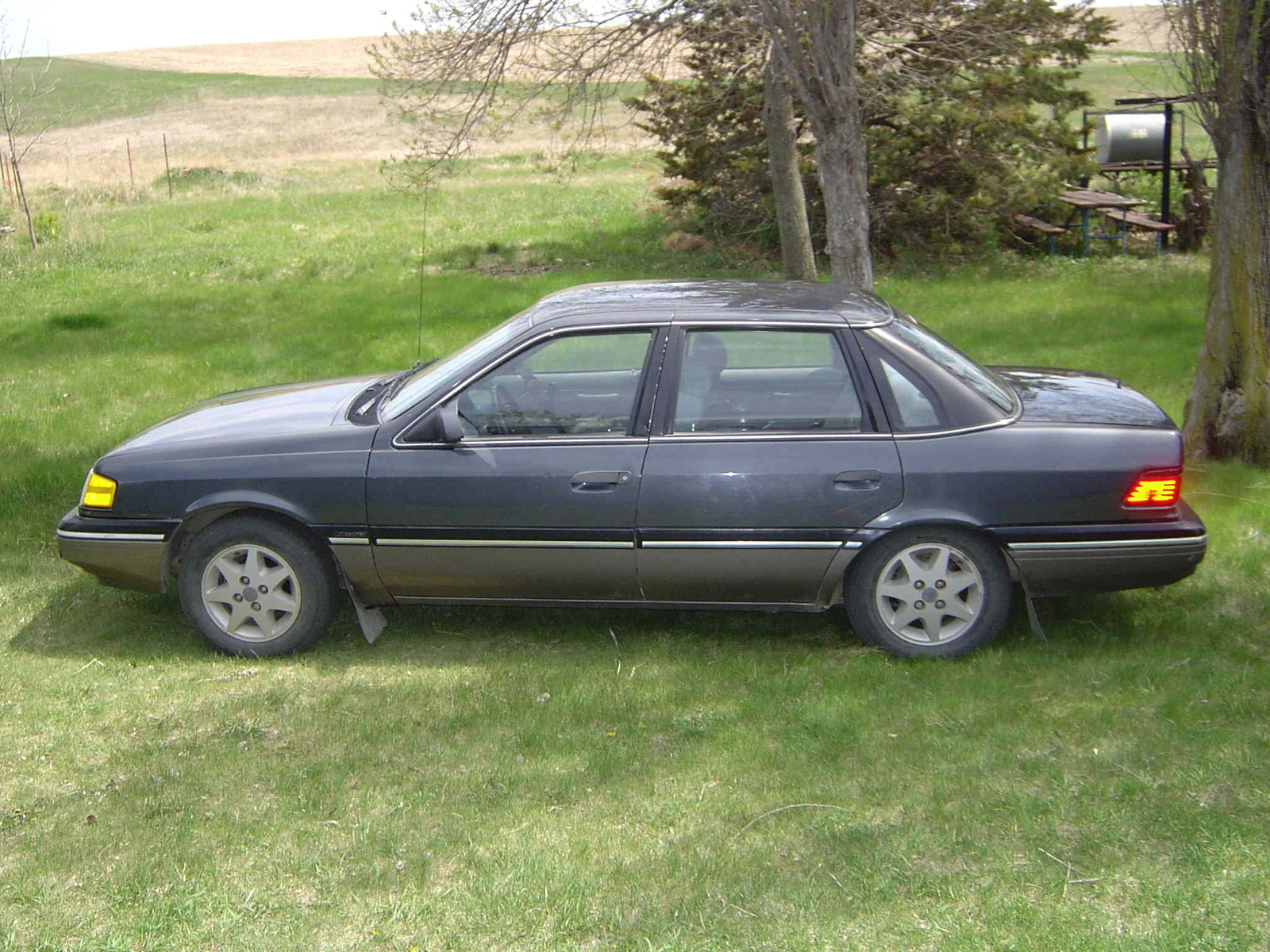1988 Ford Tempo - Overview