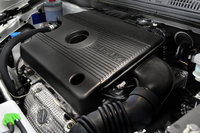 2009 Suzuki SX4, Engine View, manufacturer