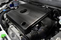 2009 Suzuki SX4, Engine View, manufacturer