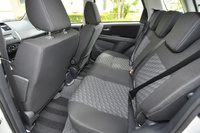 2009 Suzuki SX4 Crossover Base, Interior View, interior, manufacturer