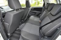 2009 Suzuki SX4 Crossover Base, Interior View, interior, manufacturer