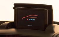 2009 Suzuki SX4 Base, Interior GPS View, interior, manufacturer