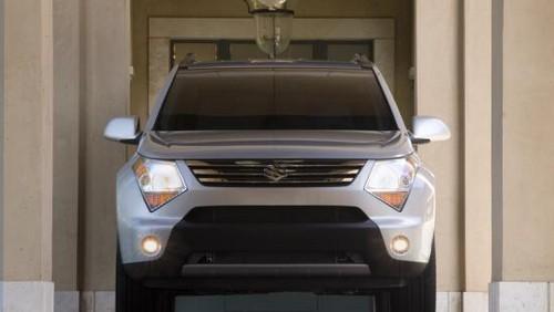 2009 Suzuki XL-7, Front View, exterior, manufacturer