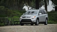 2009 Suzuki XL-7, Front Left Quarter View, exterior, manufacturer, gallery_worthy