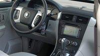2009 Suzuki XL-7, Interior Front View, interior, manufacturer